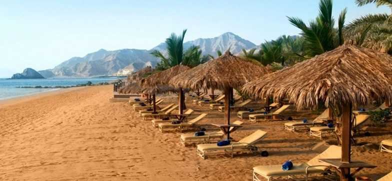 best beach resorts in middle east