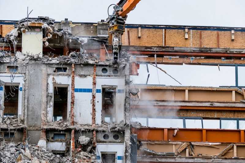 home demolition tips