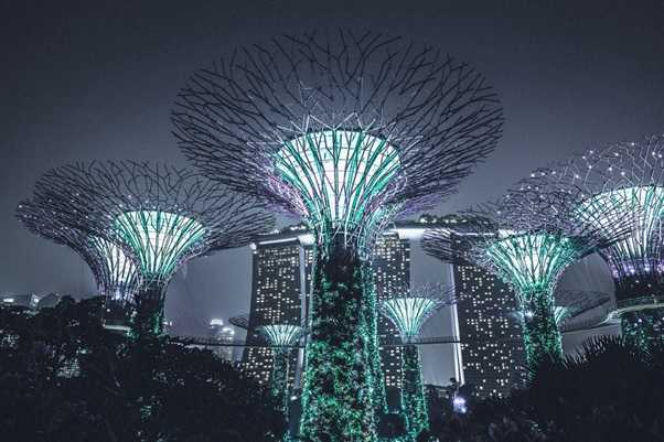 singapore with family