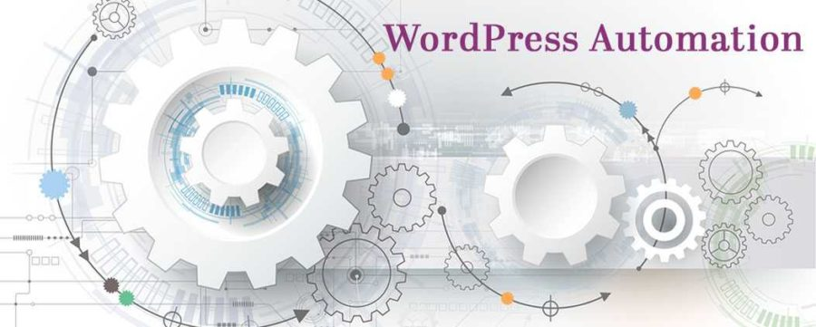 wordpress automation tasks