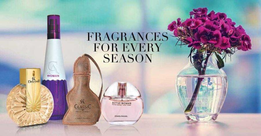 chris adams active woman perfume