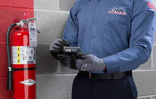fire extinguisher inspection vancouver
