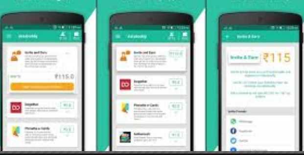 money transfer app india