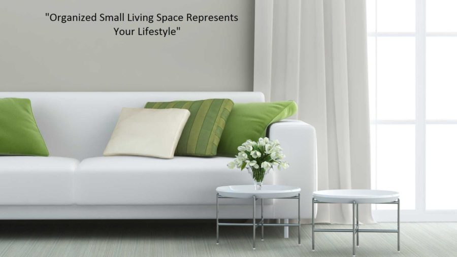 small living space