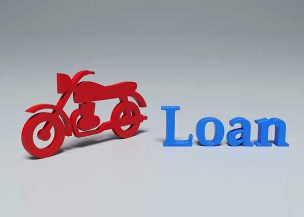 two wheeler loan