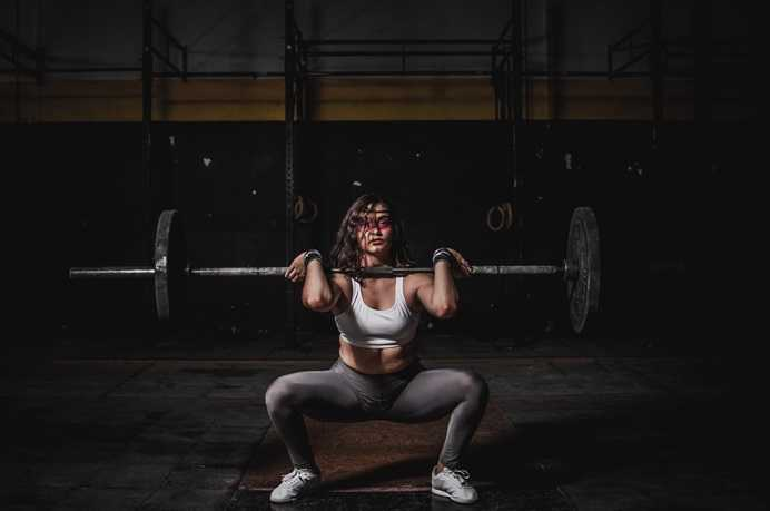 weight lifting for strong bones