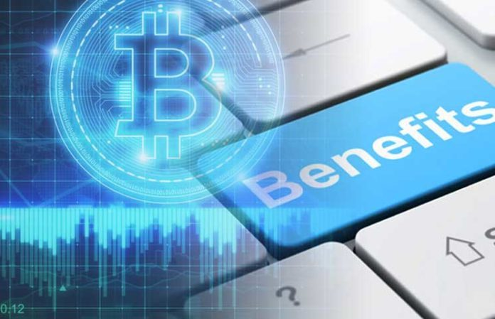 benefits of cryptocurrency and blockchain