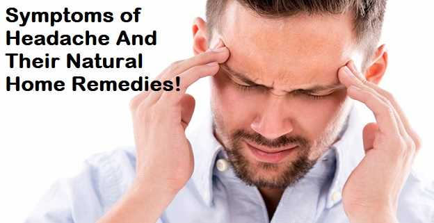 best natural home remedies for headaches