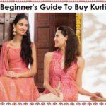 Beginner's Guide To Buy Kurtis Online