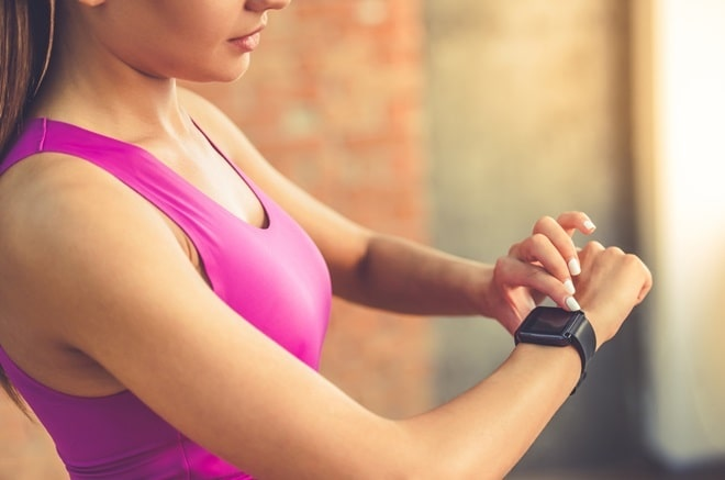 fitness tracker wearable devices