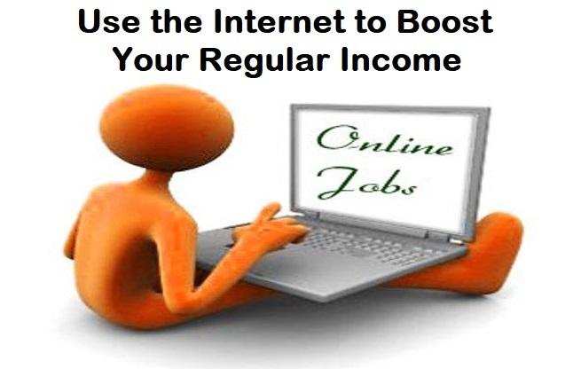 online jobs for regular income