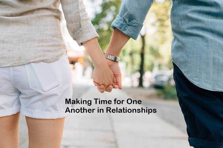 time management in relationship