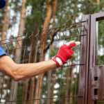 Choosing From Different Types Of Industrial Fence Panels