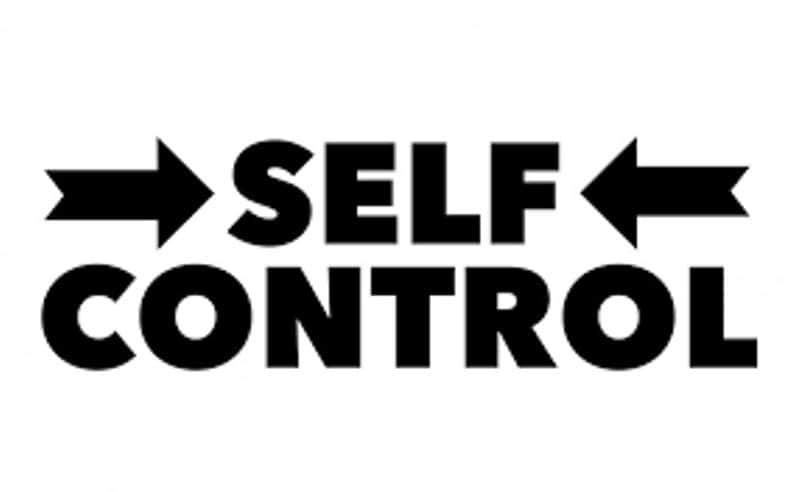 self control importance