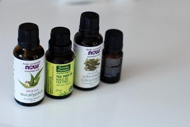 tea tree oil for skin