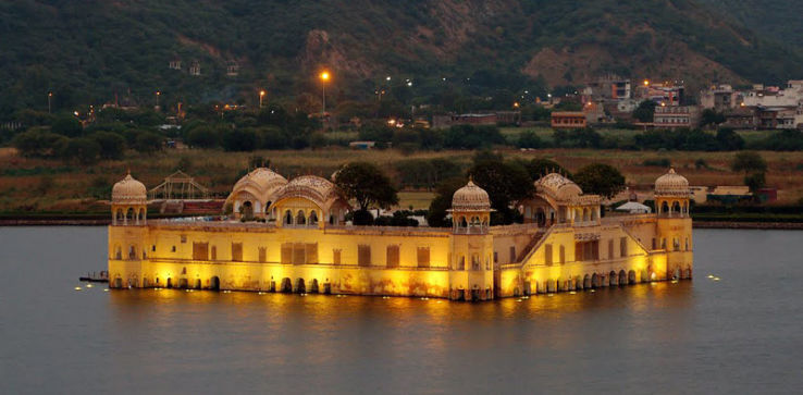 tourist attractions jaipur india