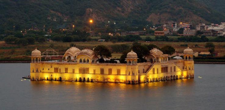 tourist attractions jaipur india