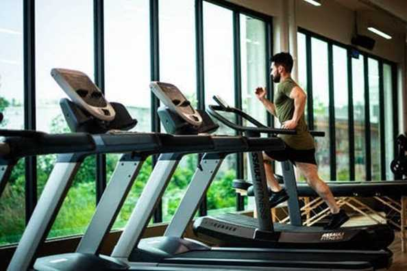 gym membership to stay healthy