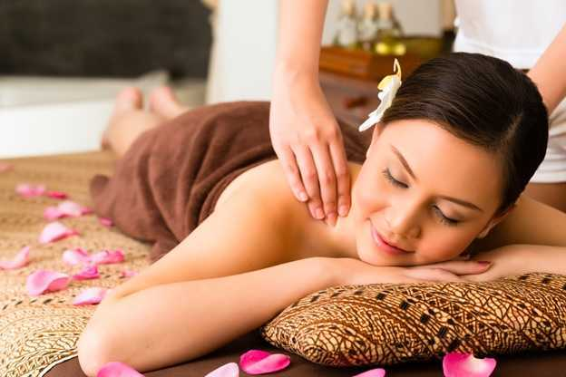 importance of body massage