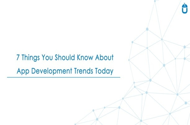 mobile application development trends