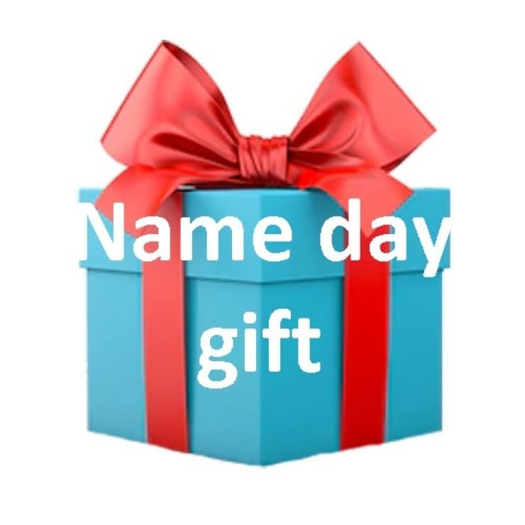 name day gifts ideas