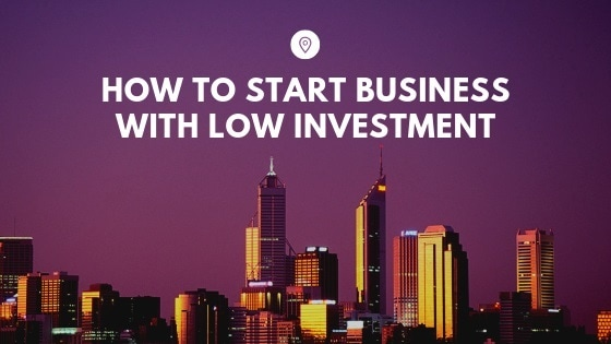 tips to start a business