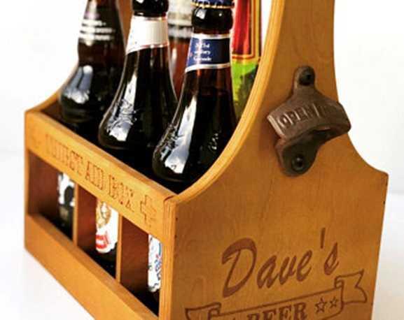 wine and beer rack