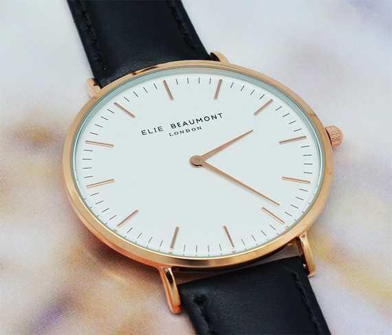 wrist watch gift box