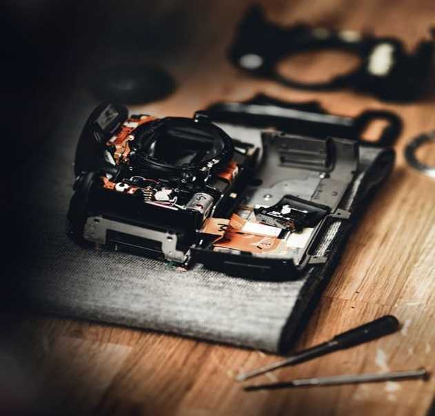 broken home appliances repair