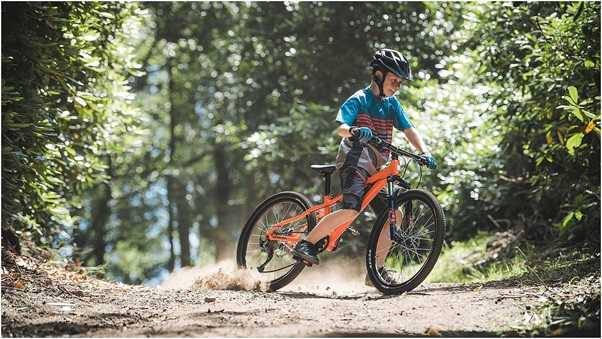 gear bike riding tips for kids