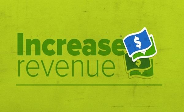 potential revenue increase