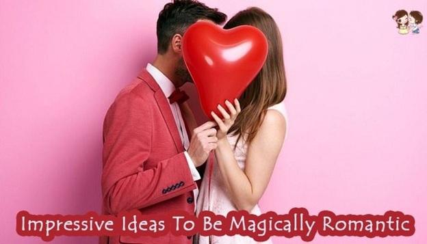 romantic tips in relationship