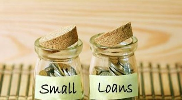 small loans to build credit