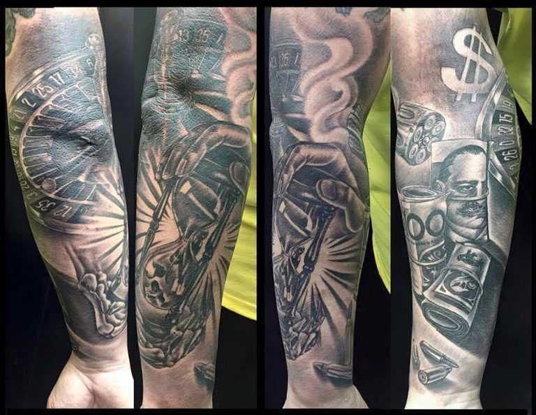 tattoo artists in delhi