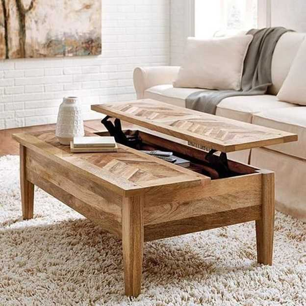 coffee table designed