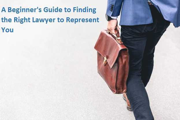 find the right lawyer