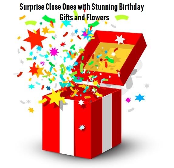 birthday surprise gift