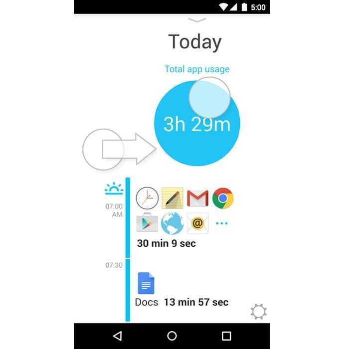 qualitytime mobile app