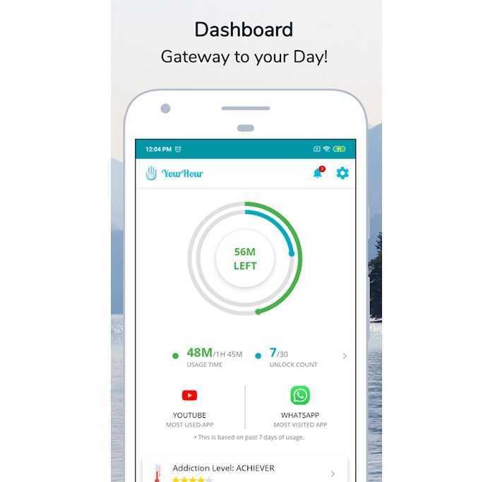 yourhour mobile app