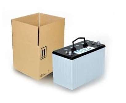 battery shipping packaging