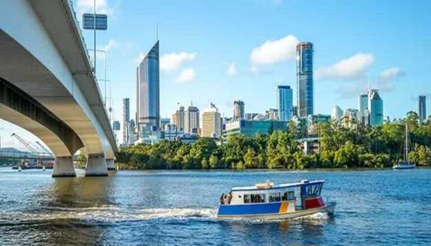 living and working in brisbane
