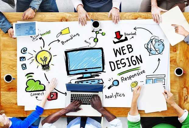 modern website designing techniques