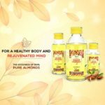 Be Fit and Healthy with Badam Roghan Oil