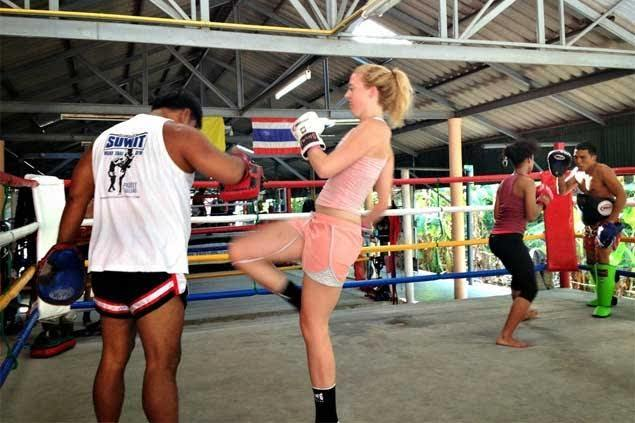 muay thai fitness program
