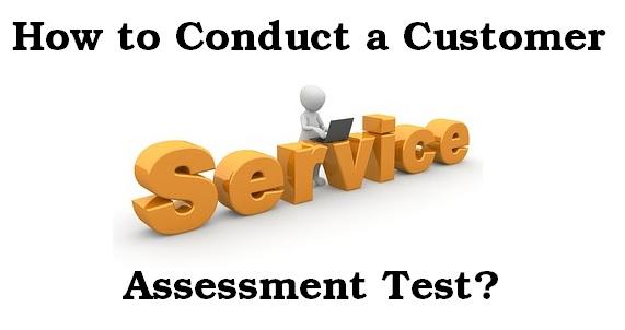customer service assessment test