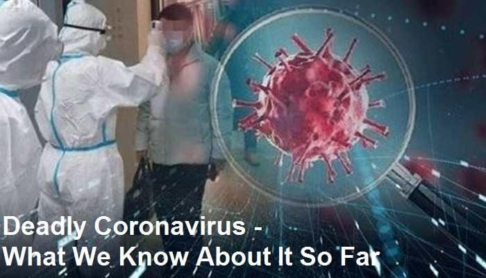 coronavirus infection