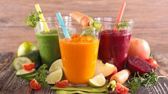 healthy liquid diets for weight loss