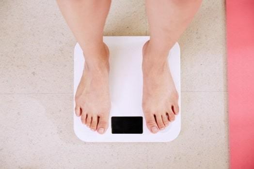 measuring weight