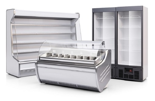 types of commercial refrigeration systems