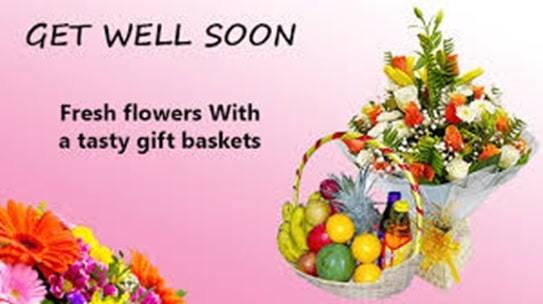 best get well flowers